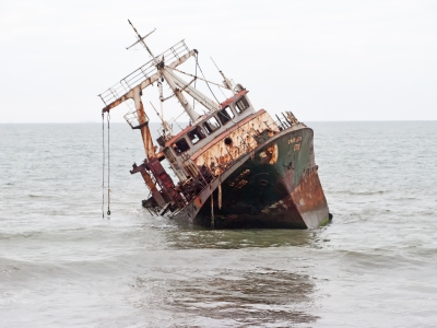 Shipwreck name: Cabo Ledo-728