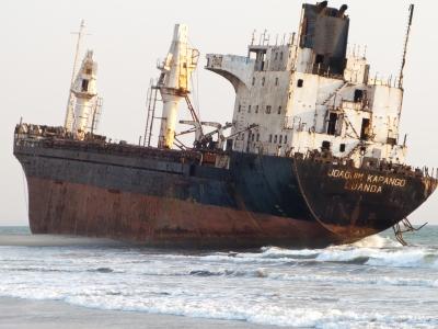 Shipwreck name: Joaquim Kapango