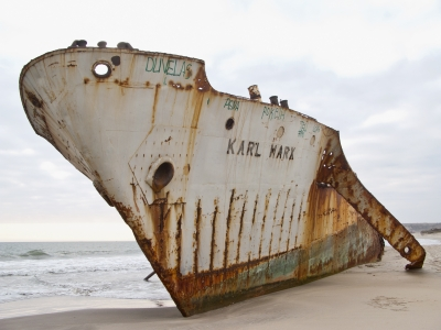 Shipwreck name: Karl Marx