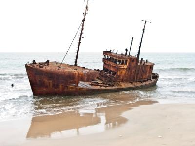 Shipwreck name: Unknown