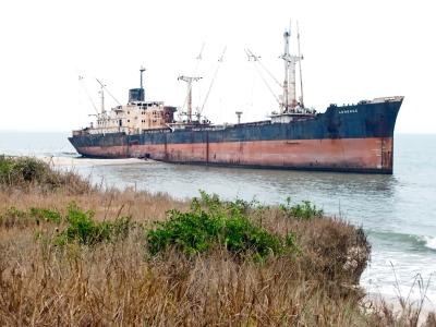 Shipwreck name: Lundoge