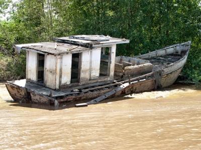Shipwreck name: Unknown (Paramaribo)