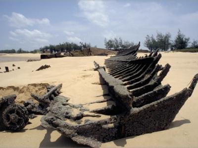 Shipwreck name: Willem Eggerts