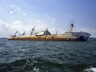 Shipwreck name: Licungo