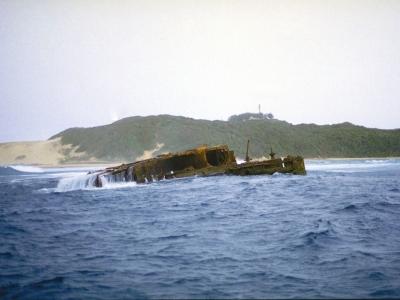 Shipwreck name: Tecumseh