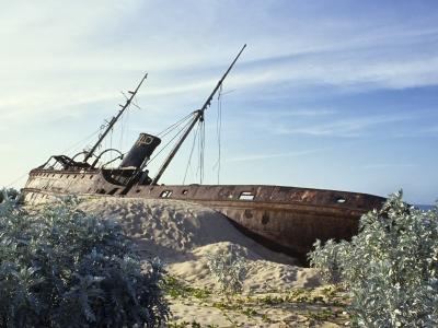 Shipwreck name: Chaimite
