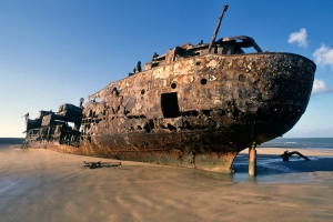Mystery ships