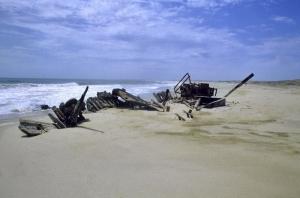 Shipwreck name: Benguela Eagle