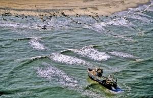 Shipwreck name: Kolmanskop