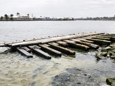 Shipwreck name: Commodore-7a