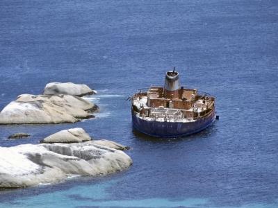 Shipwreck name: Romelia