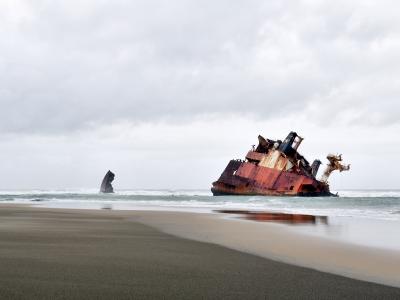 Shipwreck name: Rubino